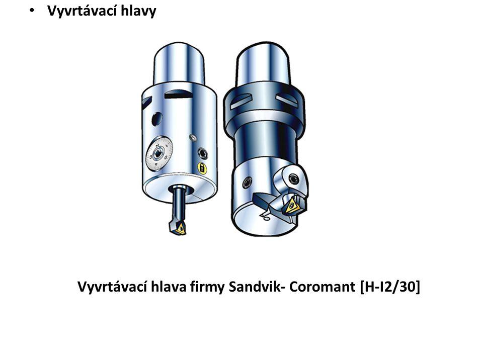 Vyvrtávací hlava firmy Sandvik- Coromant [H-I2/30]